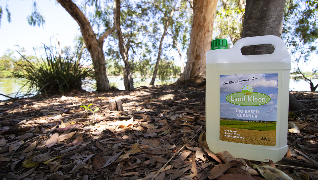 land kleen eco friendly cleaner and degreaser